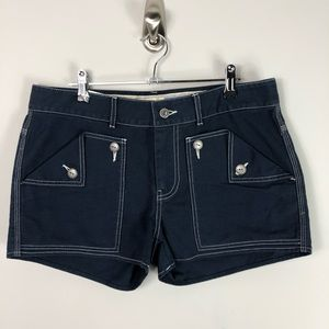NEW Diesel Canyon Shorts Cotton Blue 532
